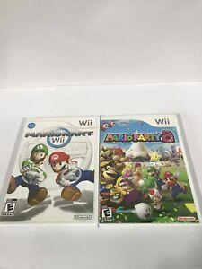Mario Party 8 / Mario Kart Nintendo Wii Games