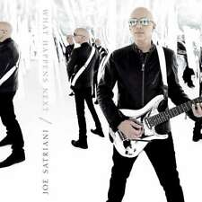 Joe Satriani - What Happens Next NEW CD