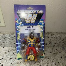 Masters Of The Wwe Universe Mr. T Action Figure Mattel Wave 4 Motu A Team Pity