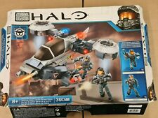 Mega Bloks Halo Police Air Support Hornet - Complete & Great condition