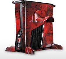Calibur 11 Gears of War 3 Vault 3D caso de juegos Xbox 360 Slim blindado