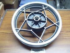 Suzuki 80-81 GS450L GN400 NOS Rear Wheel Rim OEM 64150-37300 *LOOK*
