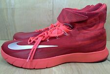 Nike Zoom Hyper Rev Basketball Shoes Mens Size 17.5 Nike#643301-603 Red