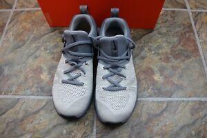 Nike Retcon DSX Flyknit 3 Training Athletic Shoes Men's 8 Gray Grey AQ8022 002