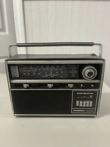 Vintage Hanimex 7900 Radio