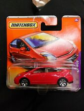 Htf Matchbox 08 Toyota Prius From 2011 In Red