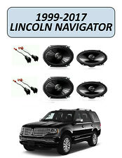 NEW for LINCOLN NAVIGATOR 1999-2017 Factory Speakers Replacement Kit, PIONEER
