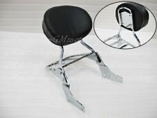 Backrest Sissy Bar for Honda Shadow SABRE 1100 ACE VT1100 all years gm#Cr