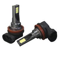 1PCS H8/H9 H11 3030 12SMD LED Fog Lights 12V 6000K Car Lamp Auto Light Bulbs A8A