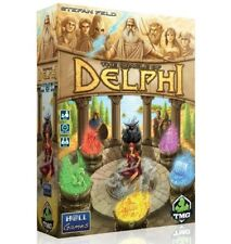 TMG Games: The Oracle of Delphi board game (New)