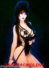 "Cassandra Peterson ""Elvira"" ""Mistress of the Dark"" SEXY"" ""Pin-Up"" PHOTO! #(5)"