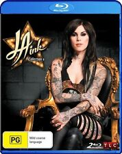 LA Ink : Collection 8 (Blu-ray, 2 Disc)*NEW & SEALED *FAST & FREE SHIPPING *Re.B