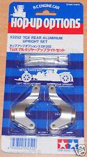 Tamiya 53252 TGX Rear Aluminum Upright Set, (TGX-Mk1), RARE, NIP