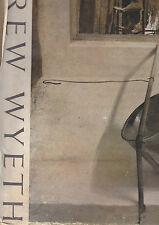 Andrew Wyeth 1968 Houghton Mifflin Co Boston, FIRST PRINTING, LargeFolio 13 x17""