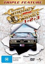 Smokey And The Bandit Triple Pack (3-Disc Set) Region: 2 & 4