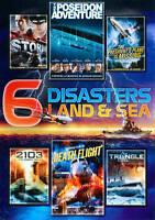 Disasters: Land & Sea (DVD, 2012, 2-Disc Set)