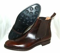 MAN - CHELSEA BOOT - FRENCHCALF DEMASCABLE TDM - LTH + DAINITE RUBBER SOLE