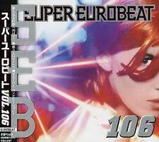 Super Eurobeat, Vol. 106 by Various Artists (CD, Apr-2000, Avex Trax)