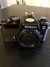 Nikon FE 35mm Black SLR Film Camera Body Only