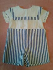 Vintage Toddler Boys Outfit 2T