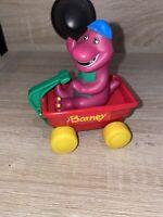 Vintage Barney Toy - 1993 - Lyons Group