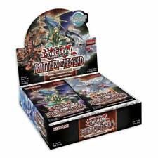 Yu-Gi-Oh Battles of Legend: Armageddon BOX Yu-Gi-Oh English version NEW From JP