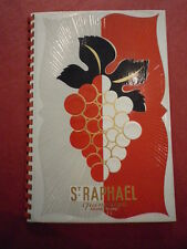 Almanach Ancien ST RAPHAEL QUINQUINA