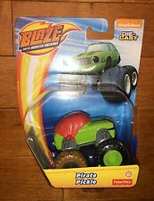Blaze and the Monster Machines Pirate Pickle Die-Cast Toy Vehicle New