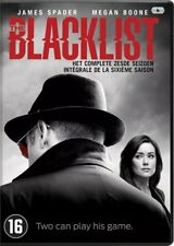 The Blacklist SAISON 6  - COFFRET DVD V. FRANCAISE NEUF PROMO