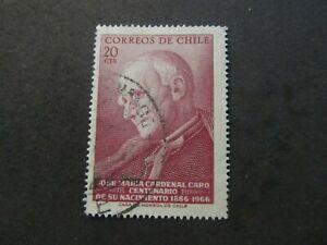 CHILE - LIQUIDATION STOCK - EXCELENT OLD STAMP - 3375/15