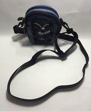 Samsonite Photo Camera Storage Bag 1 Pocket Travel Pouch Adjustable Strap Gray