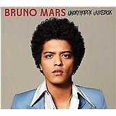 Bruno Mars - Unorthodox Jukebox (2013) Deluxe Bonus Track Edition with Slipcase