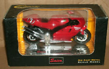 1/18 Scale Yamaha YZR 500 cc Race Bike #7 Diecast Model Motorcycle - Saico