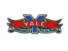 Yale Patches for Harley Davidson by V-Twin
