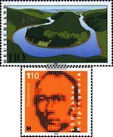 BRD (BR.Deutschland) 2133,2135 (kompl.Ausg.) gestempelt 2000 Sondermarken