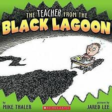 The Teacher from the Black Lagoon-ExLibrary