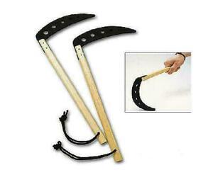 Proforce Foam Rubber Practice Kamas Karate Martial Arts Gear Equipment - pair