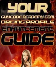 Your Guycode Academy.com Dating Profile Enhancement Guide - TINDER & ONLINE