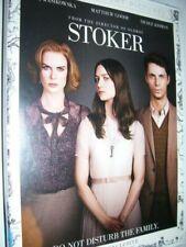Stoker (DVD, 2013)
