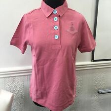 Joules Cotton Polo Neck Tops & Shirts for Women
