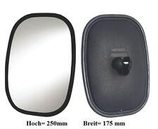 Erstaz Spiegel passend für Neuson Yutong - Zeppelin - CIFA 250x175 ø18 mm Halter