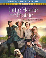 Little House On The Prairie Season 3 Deluxe Remastered Edition [Blu-ray]