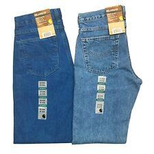 NWT Carhartt B17 Relaxed Fit Tapered Leg Jeans Heavyweight Darkstone Stonewash