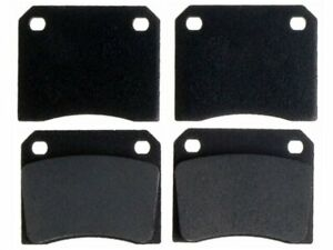 For 1964-1967 Fiat 1500 Brake Pad Set Front Raybestos 93626PD 1965 1966