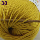 Sale 1Skeinx50gr DK Baby Cashmere Silk Wool Children hand knitting Crochet Yarn