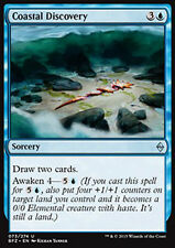 MTG 4x COASTAL DISCOVERY - SCOPERTA COSTIERA - BFZ - MAGIC