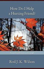 How Do I Help A Hurting Friend?: By Rod J. K. Wilson