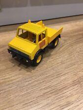 Britains 1975 Autoway Unimog tractor 1:32 scale 9813