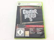 JUEGO XBOX 360 GUITAR HERO 5 5842647
