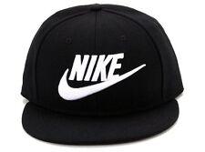 Nike Futura True Snapback Cap Schwarz